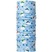 БанданаАксессуары Buff ®<br>Многофункциональная бандана, выполненная из 100% микрофибры. Прекрасно отводит влагу, контроль над запахом.<br><br>Пол: Унисекс<br>Возраст: Детский<br>Вид: бандана