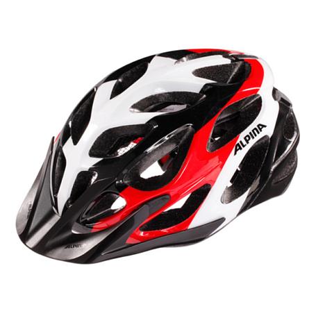 Купить Велошлем Alpina 2018 Mythos 2.0 black-white-red, Шлемы велосипедные, 1254712