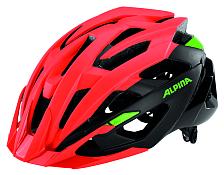 Летний Шлем Alpina 2017 Valparola XC Neon Red-black-green