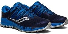 Беговые кроссовки Saucony 2019 PEREGRINE ISO Blue / Navy