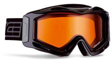 Очки горнолыжныеОчки горнолыжные<br>Современная высокотехнологичная маска. <br>Ударопрочные фотохромные поляризованные линзы. <br>Оправа с сублимированным рисунком и фронтальной вентиляцией, благодаря улучшенной конструкции, совместима с любыми моделями шлемов. <br>Внутренняя часть маски покрыта мягким бархатом.<br><br>Маска на очки: нет<br>Поляризация: нет<br>Фотохром: нет<br>Двойной фильтр: да<br>Зеркальное покрытие: нет<br><br><br>Пол: Унисекс<br>Возраст: Взрослый