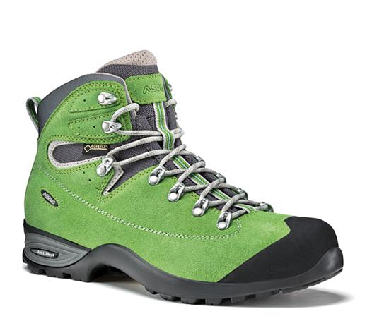 Купить Ботинки для треккинга (высокие) Asolo 2015-16 Hike Tacoma GV ML Lime, Треккинговые ботинки, 1198697