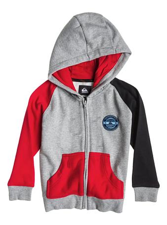 Купить Толстовка сноубордическая Quiksilver 2015-16 PENSHAW BOY K OTLR QUIK RED Детская одежда 1215395
