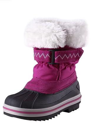 Купить Ботинки городские (высокие) Reima 2015-16 Ahkio berry pink, Обувь для города, 1197591