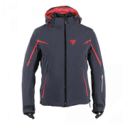 Куртка Горнолыжная Dainese 2016-17 Lauberhorn Jacket Black/black/team-red