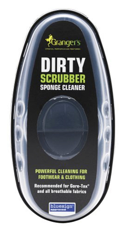 Пропитка GRANGERS 2013 FOOTWEAR Cleaning Dirty Scrubber
