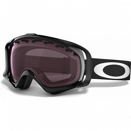 Купить Очки горнолыжные Oakley CROWBAR JET BLACK/PRIZM ROSE/ 1137543
