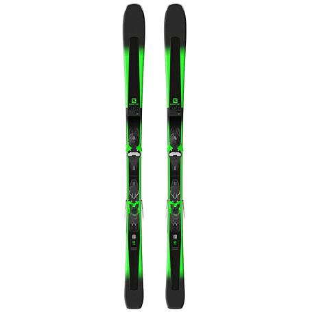 Купить Горные лыжи с креплениями SALOMON 2017-18 E XDR 78 ST + Mercur 1358566