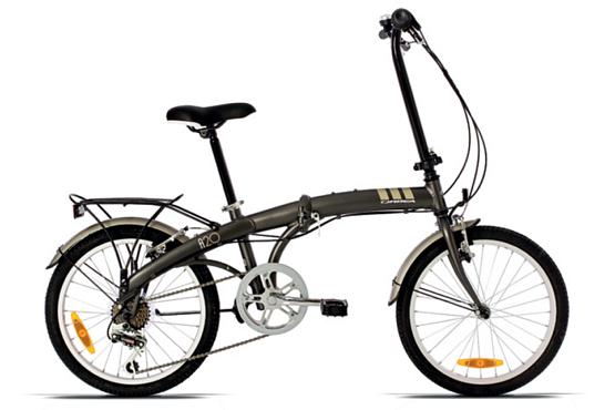 Купить Велосипед ORBEA FOLDING A20 2015 Серый / Серый, Складные велосипеды, 1253877