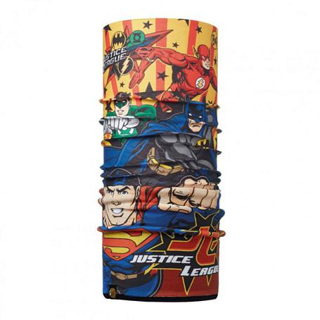 Купить Бандана BUFF Licenses SUPERHEROES JR POLAR JL MULTI / BLACK Детская одежда 1263934