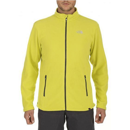 Жакет туристический THE NORTH FACE 2012 T0AVZE M 100 GLACIER FULL ZIP (Sublime Green) зеленый
