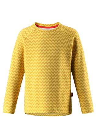 Купить Рубашка для активного отдыха Reima 2017-18 Tiptoe Yellow Детская одежда 1351780