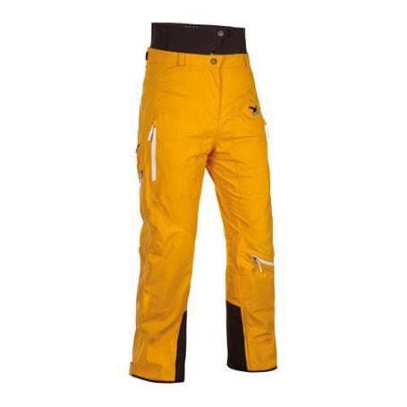 Купить Брюки туристические Salewa MOUNTAINEERING ALPINDONNA KIM PTX W PNT marigold/0010, Одежда туристическая, 1041296