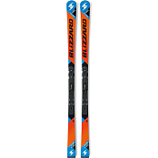 Горные Лыжи Blizzard 2015-16 Wrc Racing Wc-piston(flat+plt) Orange-black-blue