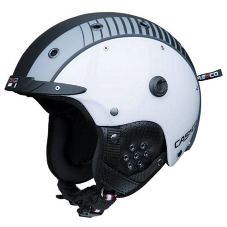 Зимний Шлем Casco SP-3 Racing FX white