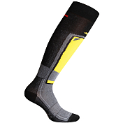 Носки Accapi 2020-21 Ski Touch Black/Yellow