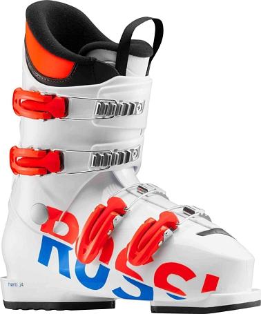 Купить Горнолыжные ботинки ROSSIGNOL 2017-18 HERO J4 WHITE Ботинки горнoлыжные 1363796