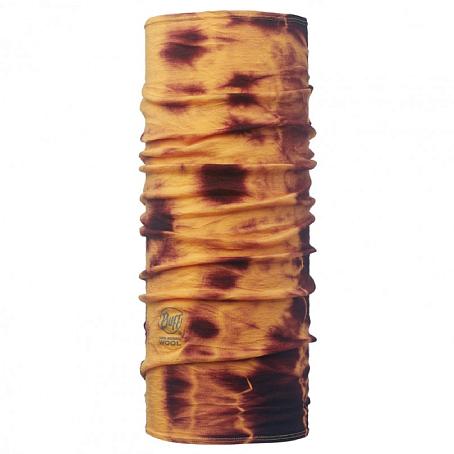 Купить Шарф BUFF Wool Tie Dye MERINO WOOL AMBAR DYE Банданы и шарфы Buff ® 1263382