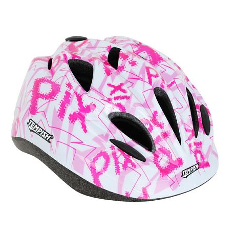Купить Летний шлем TEMPISH 2016 PIX Розовый, Шлемы велосипедные, 1178549