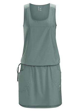 Купить Платье для активного отдыха Arcteryx 2017 Contenta Dress Womens Boxcar Одежда туристическая 1327712