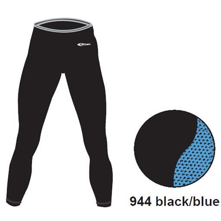Брюки ACCAPI POLAR BEAR HEAVY WEIGHT LONG PANTS - WOMENS black / blue ()