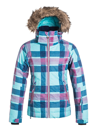 Купить Куртка сноубордическая ROXY 2016-17 JETTY SKI G JK SNJT BGM6, Одежда сноубордическая, 1279763
