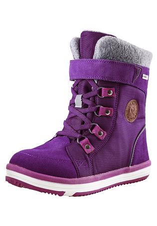 Купить Ботинки городские (высокие) Reima 2016-17 FREDDO СВЕКОЛЬНЫЙ, Обувь для города, 1274399