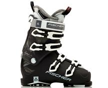 Горнолыжные ботинкиБотинки горнoлыжные<br>Комфортный и достаточно спортивный ботинок с широкой колодкой и системой On/Off Piste mode.<br><br>Внутренний ботинок:<br>Мягкий материал в зоне входа в ботинок в сочетании с бесшовной текстильной вставкой Seamless Slider в задней части голенища внутреннего ботинка для облегчения надевания ботинка.<br>Внутренние ботинки прокатной серии от Fischer подвергаются специальной санитарной обработке, препятствующей появлению неприятных запахов, размножению бактерий и плесени.<br>Вставки в области лодыжек. Материал на основе смеси геля и пробки обеспечивает комфорт и великолепную фиксацию пятки.<br>Стрэп на задней части для облегчения надевания ботинка<br>Материал термоформуется для более точной посадки на ногу<br><br>Внешний ботинок:<br>Hike Mode: удобcтво ходьбы. Ride Mode: мягкие реакции при катании по целине. Lock Mode: голенище жестко блокировано как у спортивных ботинок.<br>Выдвинутый спойлер - больший наклон голенища (17гр) жесткий подготовленный склон. Пониженный спойлер - меньший наклон голенища (14гр) - глубокий снег и мягкий склон.<br>Настраиваемый спойлер на липучке. Верхнее положение для лучшей поддержки, нижнее для лыжников с широкими икрами. Без спойлера - меньший наклона голенища вперед.<br>Маленькие сменные накладки на пятке в ботинках спортивных серий. Обеспечивают дополнительный комфорт при ходьбе, но не влияют на фиксацию ботинка в креплении.<br>Максимальная передача усилий<br>Максимальная соосность для лучшей передачи усилий<br>Лучший контроль<br>Меньше нагрузки на суставы<br>Сохраняется естественность движений<br><br><br>FISCHER FIT SYSTEM FFS:Thermoshape Ultra Clean<br>COLOUR:red tr/black/black<br>LAST:103mm<br>FLEX INDEX:90<br><br>SHELL:TPU<br>BUCKLES:Adventure<br>POWER VELCRO STRAP:35mm