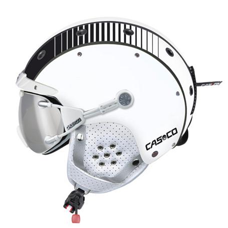 Купить Зимний Шлем Casco SP-3Airwolf Racing white matt shiny Шлемы для горных лыж/сноубордов 1046258