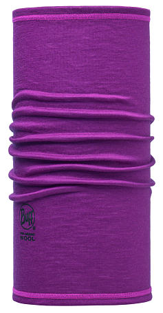 Купить Бандана BUFF WOOL SOLID POMEGRANATE Банданы и шарфы Buff ® 1312835