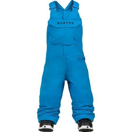 Купить Брюки сноубордические BURTON 2013-14 BOYS MS CYCL BIB PT BLUE-RAY, Детская одежда, 1021926