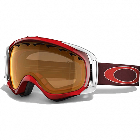 Очки горнолыжные Oakley Crowbar RHONE RED/PERSIMMON *