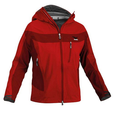 Куртка туристическая Salewa AlpineXtrem SHAKTI PTX M JKT red