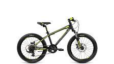 Велосипед Format 7412 Boy 2017 Черный Мат.