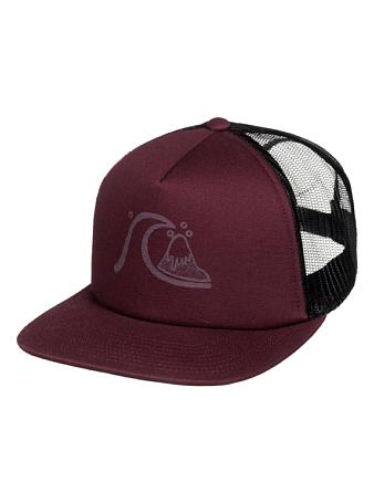 Купить Бейсболка Quiksilver 2016 The Trucker M HATS RSB0 Головные уборы, шарфы 1255189