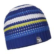 ШапкаГоловные уборы<br>Стильная шапка для маленьких альпинистов, связанная крючком.<br>Вес: 30 гр.<br>Материал: хлопок &amp;#40;45 %&amp;#41;, полиакрил &amp;#40;55 %&amp;#41;