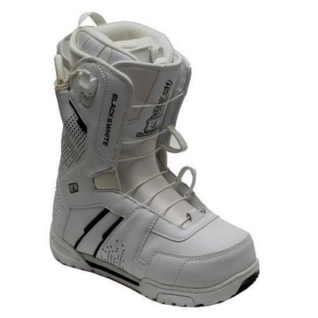 Купить Ботинки для сноуборда Black Fire 2012-13 B&W 2QL white 848579