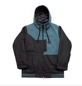 Куртка Сноубордическая Romp 2016-17 50:50 Jacket Black/ion Blue