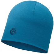 Шапка Buff Merino Wool Hat Solid Ocean