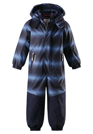 Купить Комбинезон горнолыжный Reima 2017-18 Tornio Soft blue Детская одежда 1358790