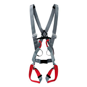 Обвязка Salewa CIVETTA II COMPLETE HARNESS LIGHT GREY/DARK RED