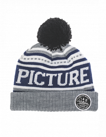 Шапка Picture Organic 2015-16 MANCHESTER BEANIE Grey