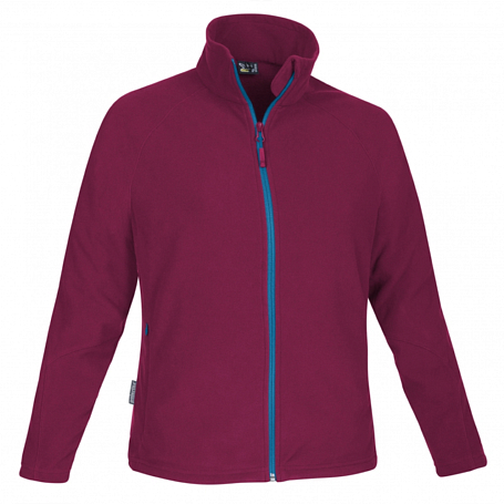 Жакет для активного отдыха Salewa PARTNER PROGRAM ALPINDONNA *RAINBOW 2.0 PL W JKT beet red/8240