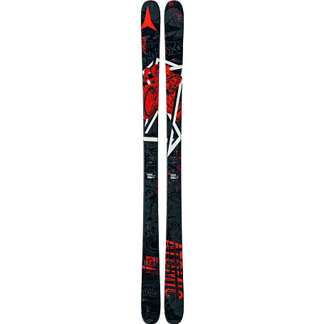 Горные лыжи ATOMIC 2014-15 FREESKI PUNX & BLACK/Orange