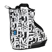 Чехол для роликовАксессуары для роликов<br>Универсальная сумка-чехол для детских и quad-роликов.<br>Раздельные вентилируемые отделения для каждого ботинка.<br>Отдельный карман для мелочи &amp;#40; мобильный, ключи, кошелек и др.&amp;#41;.<br>Пластиковое дно толщиной 2.5мм.<br>Сумка оснащена ручкой, ручным ремнем и поясничным.