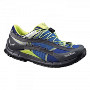 Треккинговые кроссовки Salewa 2015 Hike Approach Womens WS SPEED ASCENT Spectrum Blue/Smoke /