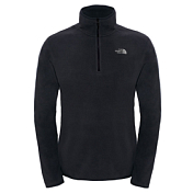 Куртка Для Активного Отдыха The North Face 2016-17 M 100 Glacier 1/4 ZP Tnf Black
