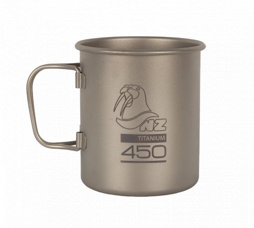Кружка NZ Titanium Cup 450 ml