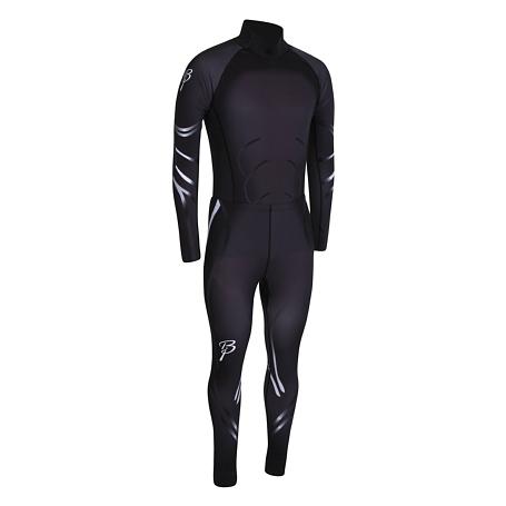 Купить Комплект беговой Bjorn Daehlie Bodytec Victory 2-piece RACE Black (черный), Одежда лыжная, 774683