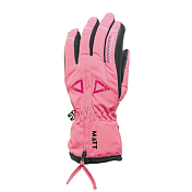 Перчатки горные MATT 2016-17 NEW YABBA KID GLOVE WATERPROOF ZIPPER RS